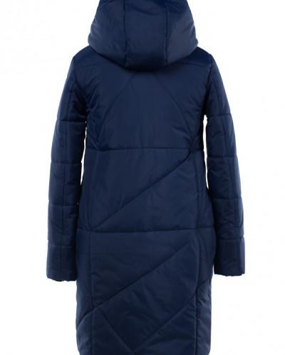 04-1957 Куртка демисезонная (Синтепон 200) Плащевка Синий