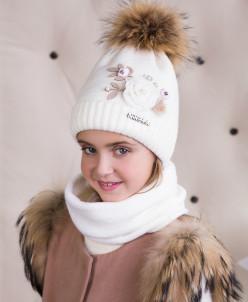 17Z08k Комплект: шапка/снуд