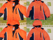 Куртка оранжевая LENNE сезон весна- осень