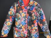 Стёганая курточка новая 44-46 размер