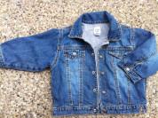 куртка BabyGAP джинсовая на 18мес.