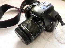Зеркальная камера Canon 1100D