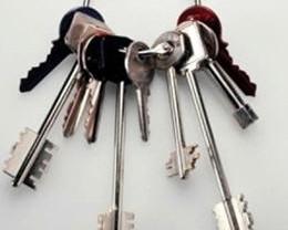 Изготовление разных ключей