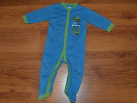 Хлопковый слип \ пижама Crazy8 (CША) на 6-9 мес.