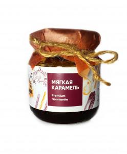 "Мягкая карамель ""Premium"" глинтвейн 250 гр"