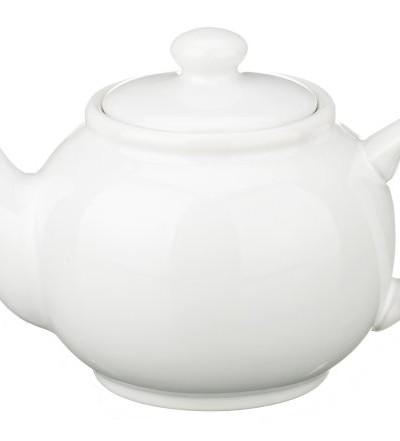 Чайник заварочный, белый, объём 400 мл