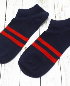 """Короткие носки """"Two lanes"""""""