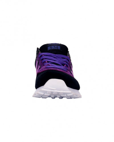 Кроссовки New Balance 574 Black Purple