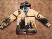 Качественная мембранная женская куртка Columbia