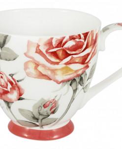 Кружка Роза в цветной упаковке The English Mug, Великобритан