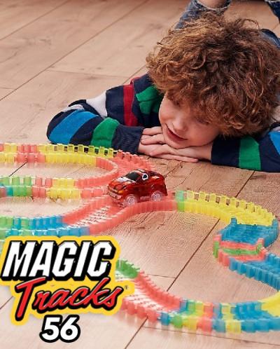 светящаяся Гоночная трасса Magic Tracks 56