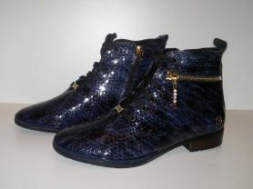 Новые красивые ботиночки из натуральной кожи!38 рр