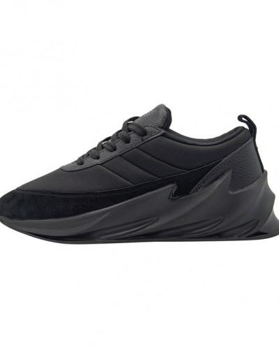 Кроссовки Adidas Sharks Black арт 974-1