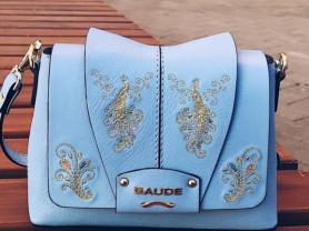 Новая кожаная сумка Италия