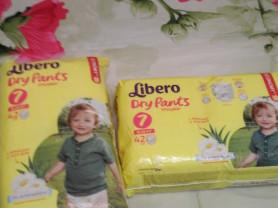 Подгузники Libero Dry Points