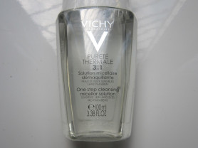 Vichy пюрте термаль 3 в 1 мицеллярная вода , 100мл