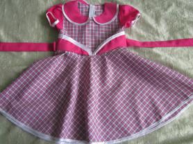 продам платье на девочку 3-4 года