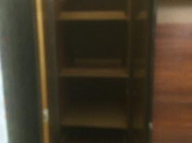 шкаф платяной полированный