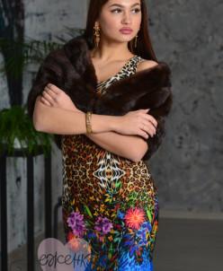Платье П 111 (леопард)