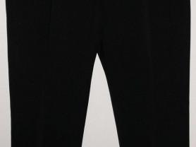 Брюки мужские черные плотные - р.54-56