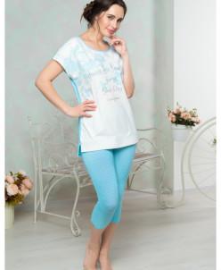 Комплект жен (футболка, бриджи) Mia Cara Shabby Chic