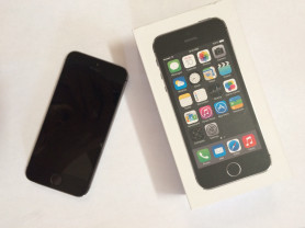 iPhone 5S,16GB, Space Gray