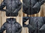 Куртка цвета графит новая