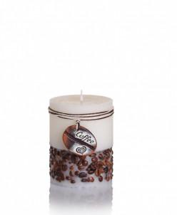 свеча кофе Колонна 70х90