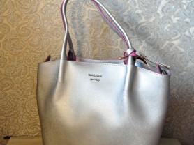 Новая сумка Gaude из натуральной кожи