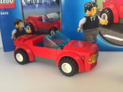 Спортивный а/м Lego арт.8402