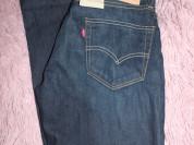 Новые джинсы Левис