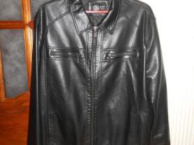 Куртка мужская 56-58(Эко кожа)