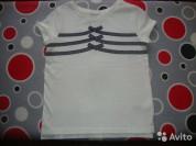 Новая футболочка next д/д. Размер 98