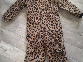 новый комбинезон Molo Leopard, размер 116