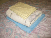 плед полотенце и пеленки