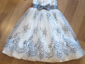 Нарядное платье De Salitto (5 лет, рост 110 см)