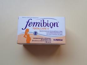 Отдам Фемибион наталкеа 2 начатый