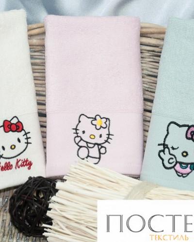 Д.Полотенце Camomilla Bamboo (30х50-3 шт) Hello Kitty 8323-0