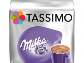 капсулы какао Milka Tassimo