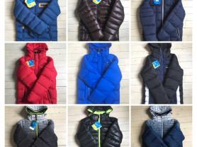 куртки новые зимние на мужчин и подростков