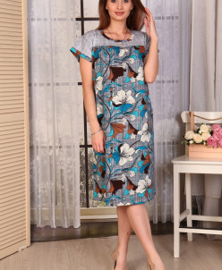 Платье (модель: 520 цветы)