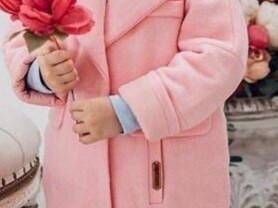 Весеннее пальто на 4 года
