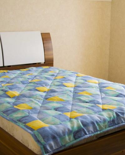 Одеяло стеганое из 100% верблюжьей шерсти