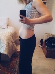Фото 12 недели беременности