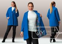 Модель № X2619 пальто