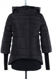 Куртка демисезонная (Синтепух 150) Плащевка Черный