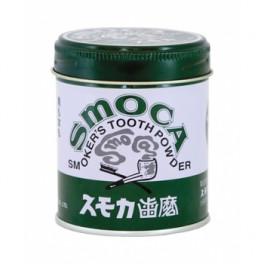 Зубной порошок для курильщиков, со вкусом мяты и эвкалипта