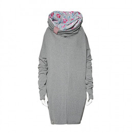 Платье-кокон