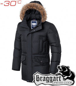 Длинная куртка Braggart № 1005
