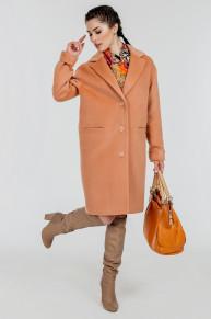 Пальто Exalta,  персик